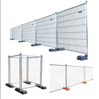 Australia Standard Temporary Construction Fence Panels - 01