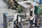 Induction Melting Machine - Induction Melting M