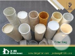 Industrial dust filter bag pulse jet type air filter bag for dust collector - filter bag