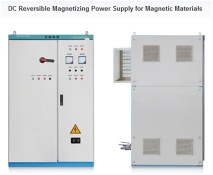 DC Reversible Magnetizing Power Supply for Magnetic Materials - Voltage regulator
