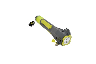 LED lamp, Led torch, hammer, flashing light - TR01