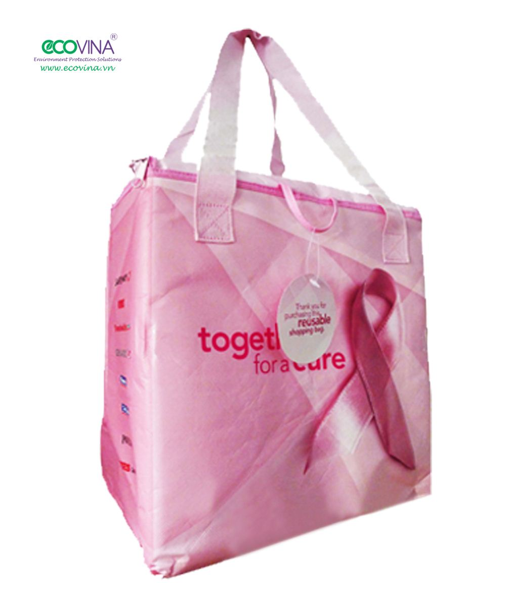 non woven laminated cheap bag