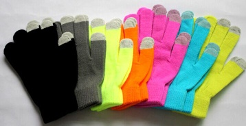 Touch gloves for children - Touch gloves