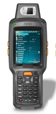 Public Service Use Win CE 6.0 Lightweight Industrial Design Handheld PDA - X6