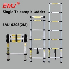 EMJ 2m single telescopic ladder - EMJ020S(2.0M)