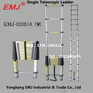 EMJ 4.1m single telescopic ladder - EMJ020S(4.1M)