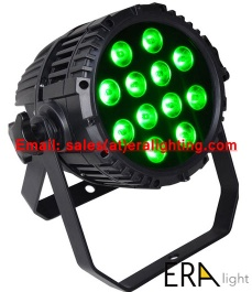12x10W 4in1 Outdoor Waterproof LED Par Can Light - YY-P12101