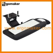 Ergonomic Adjustable Keyboard Tray - KT01