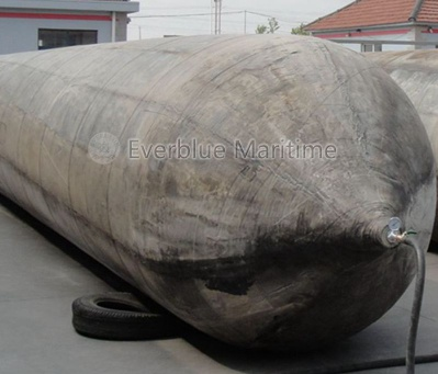 High Perormance Infloating Marine Rubber Airbag For Ship