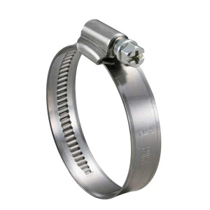 Non-perforated hose clamp - Y121