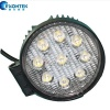 Led work lamp headlight 27W 4WD LED headlamp Round shape for JEEP SUV UTV Tractor - ETK-WL-27W-RD