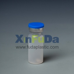 Plastic Vaccine bottle - 001