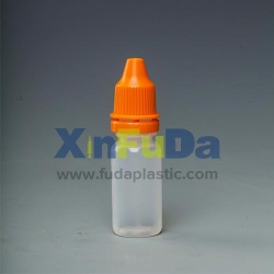 Plastic dropper bottle for e-liquid - 006