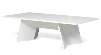 Angled Board Table Office Furniture Conference Table Melamine Laminate