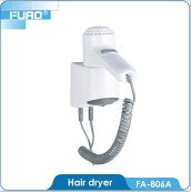 Wall mounted hotel hair dryer - FA-806