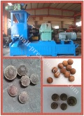 Dry powder briquette machine - briquette machine