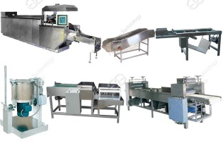 High Quality Automatic Wafer Production Line for Sale - wafer making machine