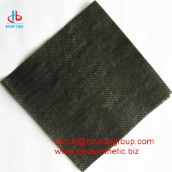 Flat film woven geotextile - Geotextile
