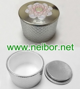 Face cream tin box, cosmetic box, cosmetic case - NB-5054