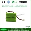 AA 3.6V RECHARGEABLE Ni-MH  Battery Pack 1650mAh - 3.6V NI-MH BATTERY