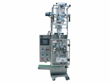 Vertical water oil milk filling sealing and packing machine - GPM-100L