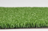 Football / Soccer / Tennis Court Synthetic Grass For Courtyard 6mm Dtex6300