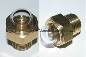 Domed Shape Oil Sight Glass - 4646541321