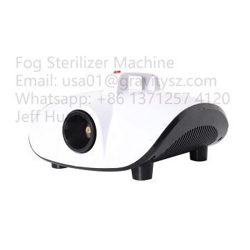 Wholesale Indoor 900W Disinfection Atomizer Fog Machine Sterilization Machine - SDF001