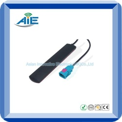 gsm car patch antenna with fakra connector - AIE-ANTGSM-M03F