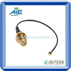 RF reserve polarity sma female to IPEX pigtail cable - AIE-RP/SMA F-IPEX