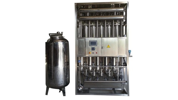 500Liters/hour PLC control Multiple effect water distiller for injection - LD500-5