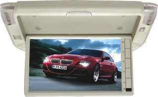 "9"" Roof Mount TFT LCD Monitor"