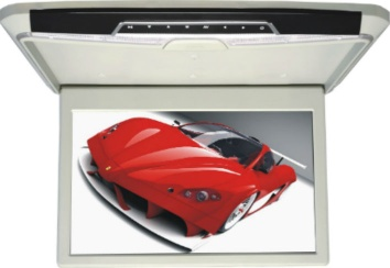 "17.3"" Roof Mount TFT LCD Monitor"
