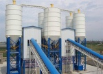 Stationary Concrete Batching Plant - HZS
