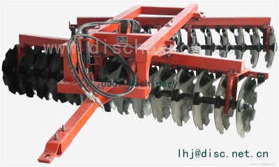 mounted offset disc harrow in farm machinery - 2