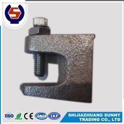 insulator support malleable casting electrical beam clamps - 3