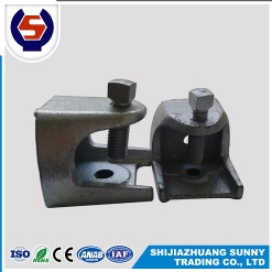 Hot dip malleable iron Channel beam clamp - 4