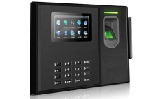 Economical Battery Operated WIFI/GPRS Cheap Biometric Fingerprint Time Attendance Machine(HF-BIO800)