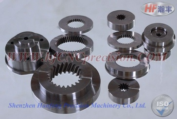 Customized CNC precision machining EDM Wire EDM parts according to drawings - OEM