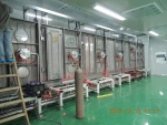 Conductive ITO glass continuous magnetron sputtering vacuum coating production line - SP-8000