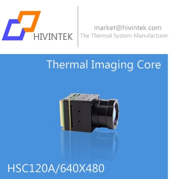 Thermal Imaging Module 640*480 pixel - HSC120A