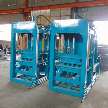 Concrete Cover Block Making Machine - QZ-002