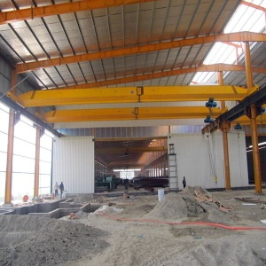 LD Model Electrical Single Beam Overhead Crane 10 Ton - Overhead Crane 10 To