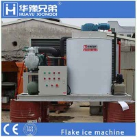 Flake ice maker machine for commercial application - BIF-5TA