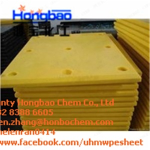 all kinds of wear resistant uhmwpe sheets - HB00901