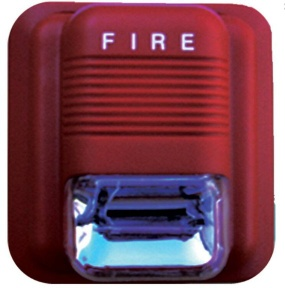 Conventional Sound Strobe Sound Alarm for fire alarm system - 109