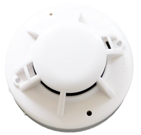 4-wire Smoke Detector with sound and relay output - 142