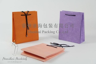 Popular Creative Paper Bag Without Any Glue - Glueless paper bag