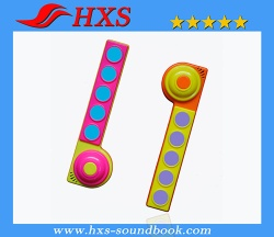 Doorbell Hot Selling Soundbook Music Module for Children Book - HXS-0008