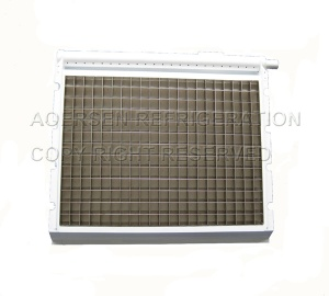 Square Ice Evaporator Plate for Ice Cubers 13×12 - ICE MOLD